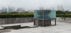 Pierre Huyghe's commission for the Roof Garden. Photo: The Metropolitan Museum of Art