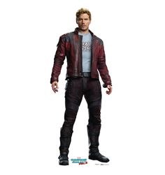 Star-Lord Guardians Of The Galaxy Vol 2 Cardboard Standup
