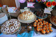 DIY Dessert Table Wedding!