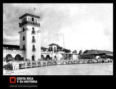 En 1940 se inaugura en La Sabana, el primer aeropuerto internacional de Costa…