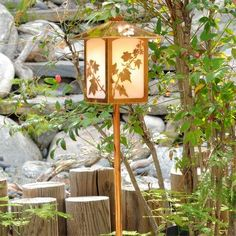 America's Finest Lighting Company English Ivy 1 Light Pathway Light Bulb Type: Halogen, Shade Color: Gold Iridescent, Finish: New Verde