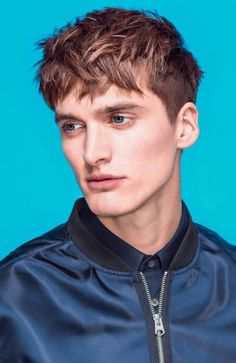 100 Cool Ways to Rock the Man Fringe Hairstyle - The Trend Spotter