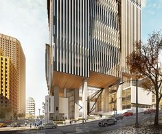 888 Second Ave. on Behance