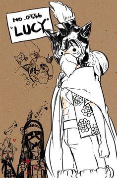Monkey D. Luffy and Trafalgar Law