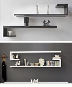ZEUS News 2013 – UP DOWN wall shelves
