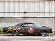 1966 Affliction Chevelle