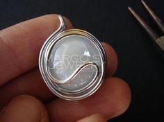 Tutorial wire wrapped tutorial jewelry tutorial by MargosHandmade