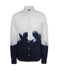 ALEXANDER McQUEEN | Long Sleeve Shirt MCQ
