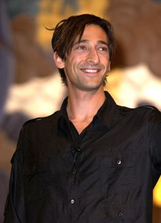 Adrien Brody at an event for The A-Team Adrien Brody Movies, Fire And Desire, Creepy Guy, Godly Man, The A Team, Actor Model, Leonardo Dicaprio, Attractive Men, Audrey Hepburn
