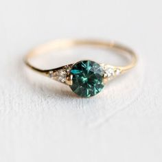 Green Sapphire Lady's Slipper Engagement Ring in Solid Yellow Gold ! Teal Green Sapphire Lady's Slipper Engagement Ring in Solid Yellow Gold !, FashionTeal Green Sapphire Lady's Slipper Engagement Ring in Solid Yellow Gold ! Cute Jewelry, Jewelry Rings, Jewelry Accessories, Gemstone Jewelry, Jewelry Sets, Cheap Jewelry, Jewelry Stores, Jewelry Websites, Inexpensive Jewelry