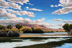 Doug West - Blue Rain Gallery