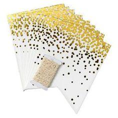"""Banner 80"""" - White Gold confetti - Spritz™ : Target"""