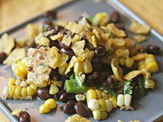 Black Bean Salad With Corn, Cilantro, and Chili-Lime Vinaigrette