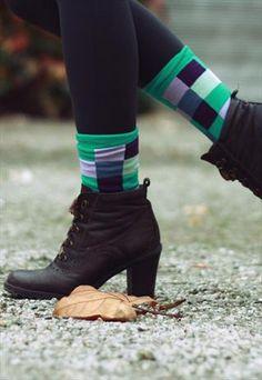 2 x Eco Fashion Socks