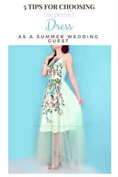 View my essential 5 tips in choosing the perfect wedding guest dress.   I choose mine from  https://www.vipme.com/green-floral-embroidered-mesh-maxi-dress_pV0003249901?utm_source=pinterest&utm_medium=SI&utm_campaign=Emily_Rose , ordered from https://www.vipme.com/?utm_source=pinterest&utm_medium=SI&utm_campaign=Emily_Rose .   Use the coupon code EMILYROSE to get 5 USD off on orders over 50 USD. I love my floral embroidered dress @Pinner6892317  #dress