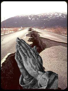 ORACIONES PARA TERREMOTOS Y DESASTRES