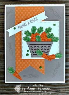 Basket Bunch Basket of Carrots