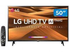 "Smart TV 4K LED 50"" LG 50UM7360PSA Wi-Fi - Inteligência Artificial Controle Smart Magic - Magazine Vendasonlineweb Wi Fi, Medical Technology, Energy Technology, Apple Brasil, Tv Led 50, Tv 50"", Quad, Smart Tv 4k, Products"