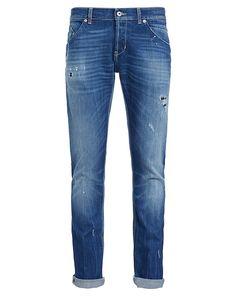 Dondup Jeans SAMMY – blau  Jetzt auf kleidoo.de bestellen!  #kleidoo #fashion #trends #jeans #denim #men #dondup