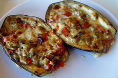 Podróże świat dobrych receptur kuchni włoskiej i międzynarodowej: bakłażan gratin z serem i warzywami