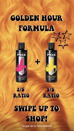 Artic Fox Hair, Arctic Fox Hair Dye, Permanent Pink Hair Dye, Semi Permanent, Hair Tips, Hair Hacks, Hair Ideas, Arctic Fox Hair Color, Coloured Hair