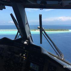 Today's view sun is shining over #anantarakihavah #Baa Atoll#Maldives in the #DHC6 #TwinOtter #Seaplane  #AviaTube #Aviation #Flying #Aircraft #Airplane #Airport #Flight #Avgeek #Travel #Planespotting #Pilot #Instagramaviation #Lifewelltravelled #BarefootPilots #Aviator #Instapassport #Crewlife #Expat