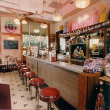 Fair Oaks Pharmacy and Soda Fountain - I love this place :) I never leave out of here empty handed.