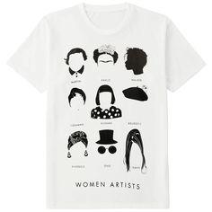 Women Artist T shirt made by local artist for the Philadelphia Museum of Art Philadelphia Museum Of Art, Quirky Gifts, Local Artists, Art Museum, Celebrities, Mens Tops, T Shirt, Women, Christmas