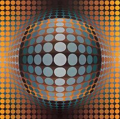 Vasarely, originally uploaded by modelux style.