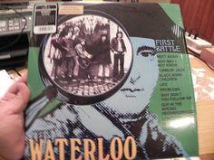 WATERLOO-FIRST BATTLE (BELGIAN PROG MASTERPIECE)