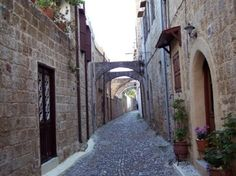Photo of Rhodes, Dodecanese (a Facebook Member, Aug 2009)
