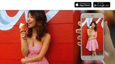 空間写真アプリ「Fyuse」新バージョン!  世界で大ブレーク、空間写真アプリの新バージョン『Fyuse 3.0』がリリース!ファッション業界も注目。インスタの次はこれ!