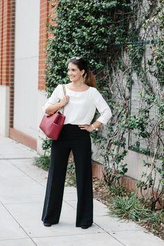 Fall Workwear Basics | How 2 Wear It