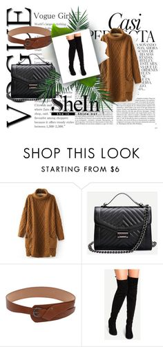 """""""SheIn 4/IV"""" by amina-haskic ❤ liked on Polyvore featuring Whiteley, Nika and Sheinside"""