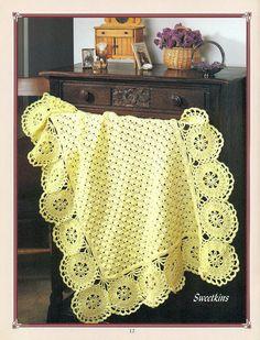 Crochet baby blanket VERY BEAUTIFUL @Afshan Sayyed Sayyed Sayyed Sayyed Sayyed Sayyed Shahid