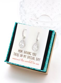 Mother of the Bride Gift Personalized Bridesmaids by AMYOBridal