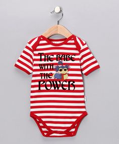Babe With the Power Onesie / The Babe With by CutieButtsBoutique