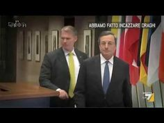 INCASTRATO Mario Draghi! il video che lo inchioda!