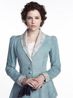 Still of Jessica De Gouw in Dracula Love the jacket!