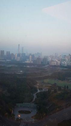 Good morning Shanghai.