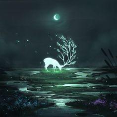 moonlight night - Cerca con Google
