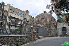 Terme della Rotonda #Catania #Sicilia #Italia #Italy #Viaggio #Viaggiare #Travel #AlwaysOnTheRoad