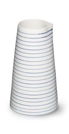 Anne Black Stripes - Stor kande - Tinga Tango Designbutik