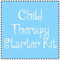 """Create Your Own Child Therapy Starter Kit : Starting out as a new child therapist is difficult and putting together an office from scratch can be expensive. Professional """"starter kits"""" are overpriced, limited, and not much bette… Mental Health Counseling, Counseling Psychology, School Counseling, School Psychology, Health Education, Physical Education, Play Therapy Techniques, Therapy Tools, Therapy Ideas"""