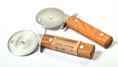 The kettleCADDY Pizza Cutter - available now! Portable Pizza Oven, Kettle, Tea Pot, Boiler