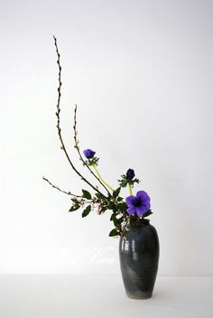 Style Nageire - Art floral Ikebana