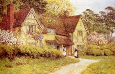 Old Buckinghamshire, Helen Allingham