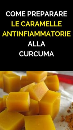 Come preparare le caramelle antinfiammatorie alla curcuma Sr1, Crochet Food, Cool Kitchens, Sweet Potato, Cookie Recipes, The Cure, Health Fitness, Food And Drink, Healthy Recipes