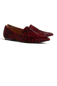 3.1 Phillip Lim printed loafers are made for low-key days