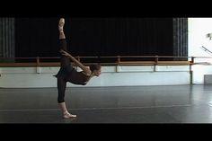 Houston Ballet member, and Anaheim Ballet alumnus, Aria Alekzander